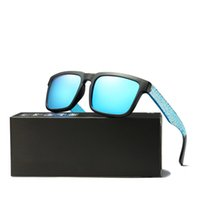 Wholesale cheap polarized sunglasses wholesale - Popular Fashion Polarized Sunglasses Color Film Lens PC Frame Sport Men Cheap High Quality Sunglasses For Men and Women