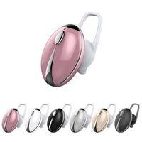 diseño de auriculares iphone al por mayor-JKC-001 MINI Wireless Bluetooth Headphone Beetle Design Auriculares de auriculares individuales Auriculares deportivos para iPhone 9 XS Samsung Smartphone