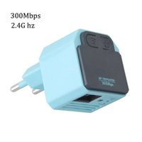 Wholesale router sales - Cliry 2018 New Hot Sale 802.11b g n 300Mbps wifi Router Expander Roteador Wireless extender 2.4ghz signal