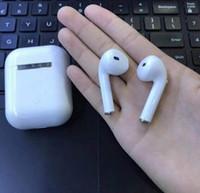 Wholesale 2018 I8 tws Sports Bluetooth Headset Charging Bin In ear Wireless Stereo Motion Binaural Mini Bluetooth Headset