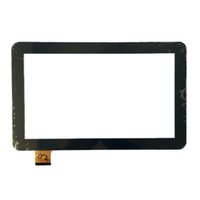 Wholesale inch tablet touch online - New inch Digitizer Touch Screen Panel glass For Supra m12cg tablet PC