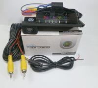 Wholesale car camera bmw x5 resale online - Car Trunk Handle Camera Rear View HD Camera for BMW E60 E61 E70 E71 E72 E82 E88 E84 E90 E91 E92 E93 X1 X5 Parking Backup Camera