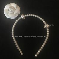 marque de perle achat en gros de-Bandeau serre-tête en perles de mode 2018 pour la collection Ladys Item