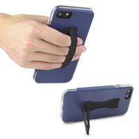 ingrosso stand di telefono pop-Supporto per telefono cellulare, portacellulare universale con cavalletto pop out per uomo e donna, tasca ultra slim