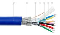 usb cable b angulado venda por atacado-0.6 M 1 M 2 M cor azul USB 3.0 Tipo A Macho para B Macho 90 graus cotovelo Cabo de Cabo de Impressora Angular