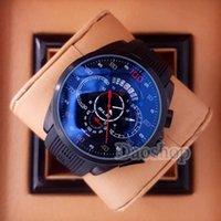 dz fashion оптовых-Все функции Мужские спортивные часы Luxury Chronograph Резиновая лента Кварцевые часы Fashion Carrera Бренды Calibre100 Benz SLS Мужские часы DZ