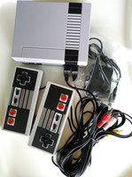 nes classic mini - 2018 Classic Mini TV Video Games Model for NES Comes with Retail Box Hot Sale PAL NTSC Dual Gamepad Free DHL
