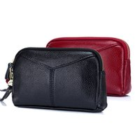 Wholesale wristlets online - YIFANGZHE Women Multi purpose leather Clutch Phone Wallet Wristlet Wallets Handbag Zipper Wristlets Wallets Purse for Women