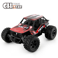 Wholesale Rc Car Off Road Speed - RC Car 2.4G Radio Control Vehicles Speed Racing Car Climbing RC Electric Car Off Road Truck 1:18 RC Buggies Drift