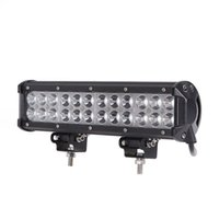 Wholesale Cars 68 - DE STOCK Car LED Bar Offroad 27 36 48 72W High Power Chips Unltra Bright IP67 68 M0011