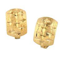сверкающие звезды оптовых-24K позолоченная филигранная бриллиантовая огранка Shinning Star африканские украшения Эфиопская серьга