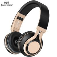 Suono Intorno BT08 Bluetooth Cuffie con microfono Supporto TF Card Radio FM  Cuffie wireless Bass Cuffie per cellulare PC TV MP3 52a794eecb74