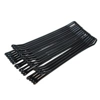 Wholesale bobby pins for sale - Group buy Black Women Bobby Pins Invisible Wave Hair Grips Salon Barrette Hairpin Hair Clips