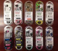 auriculares mm al por mayor-Colorido NKD 3.5 mm para auriculares con micrófono para iPhone 5S 6 6S Plus para samsung s8 s7 note8 con paquete minorista