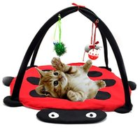 Wholesale tunnel tube for sale - Funny Pet Cat Tunnel Holes Cat Play Tubes Balls Collapsible Crinkle Kitten Dog Toys Puppy Ferrets Rabbit Play Cat Tunnel Tubes