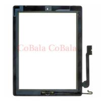 Wholesale button gen - 10Pcs For iPad 4 4th Gen A1458 A1459 A1460 9.7