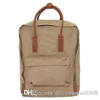 mochila de couro clássica venda por atacado-No.2 Modelo de alça de Couro mochila e Bolsa Para Laptop Clássico 16L Mochila Saco de Esportes Ao Ar Livre Foto Real Contato Comigo