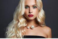 colar gargantilha aberta venda por atacado-Bohemia Moda Feminina Pérola Beads Gargantilhas Colares com Cristal Rhinestone Tamanho de Abertura Torques