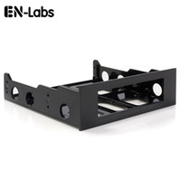 Wholesale Bay Hub - En-Labs 3.5 to 5.25 Floppy to Optical Drive Bay Mounting Bracket Converter for Front Panel,Hub,Card Reader,Fan Speed controller