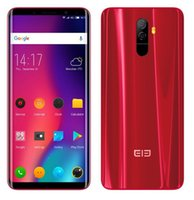 Wholesale elephone phone online - Elephone U Pro G Face ID Mobile Phone GB Qualcomm Core p MP Dual Rear Cameras Fingerprint NFC Smartphone