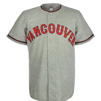 Wholesale jersey custom logo for sale - Group buy Vancouver Mounties Road Jersey Stitched Embroidery Logos Vintage Baseball Jerseys Custom Any Name Any Number