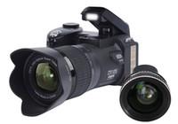 digitalkamera professionell neu großhandel-2018 -Neue PROTAX POLO D7100 Digitalkamera 33MP FULL HD1080P 24X optischer Zoom Autofokus Professional Camcorder