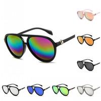 Wholesale sunglasses skull for sale - Retro Full Frame Spectacles For Men And Women Universal Sun Glasses With Skull Head Sunglasses Hot Sale gd B
