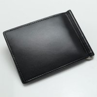 Wholesale office gift card for sale - Luxury bes quality MB wallet Hot Leather Men monte Wallet Short wallets MT purse card holder wallet High end gift box package for sale