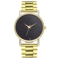relógio de quartzo flor das senhoras venda por atacado-Relógio de Moda das mulheres Flor Impresso Causal Quartz Relógios de Pulso Senhoras Relógio Relógio Relogio montre femme