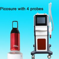 Wholesale Tattoo Removal Machine Picosecond - pico laser portable q switch nd yag laser removal scars tattoo remove picosecond machine korea pico q-switch picosure portable equipment