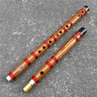 флейты оптовых-DXH 8881 Концертная классная профессиональная китайская бамбуковая флейта Dizi