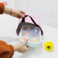 чудесный мешок оптовых-Замечательный сумка для хранения черный водонепроницаемый Оксфорд пляж обед сумка для пикника для женщин ребенок мужчины сумка для хранения
