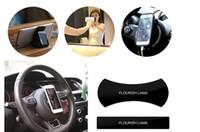 Wholesale car kit holder - Magic Flourish Lama Rubber Pad Universal Sticker Multi-Function Phone Holder Car Kits Car Bracket Pods FlourishLama Mount Flexible a794