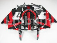 honda rr plastic оптовых-Кузов мото обтекатели, пригодные для Honda CBR600RR CBR600 CBR 600 RR 2005 2006 F5 Обтекатель F5 на заказ Высокое качество ABS пластик A600