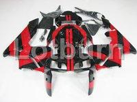 honda rr plastik toptan satış-Kaporta Moto Fairings Honda CBR600RR CBR600 Için Fit CBR 600 RR 2005 2006 F5 Fairing kiti Custom Made Yüksek Kalite ABS Plastik A600