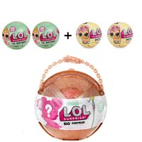 Wholesale baby gifts for girls - Fashion America doll Sales Pack Bundle includes pet lil bigLimited edition dolls for kid girl gift Christmas Gift DHL free