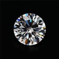 ingrosso gemme di zirconio-1 pz Dimensioni 1.0 ~ 3.0mm Taglio Rotondo CZ Pietra Europea Macchina Taglio Gemme Sintetiche Zircone Cubico Pietra Zircone Cubico