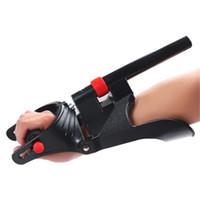 arm schützen großhandel-Eignungs-Ausrüstungs-justierbare Antischlitten-Handgelenk-Gerät-Energie entwickeln die Trainer-Handgriff-Arm-Trainingsgerät, die Umwelt schützen, Materialien 40jm dd