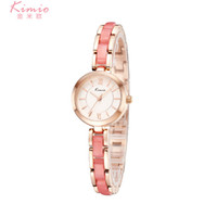 Wholesale cheap ladies wrist watches online - Ceramic strap small dial fashion ladies watch cheap price vantage style wrist watches new silver women dress watch good gift for girl