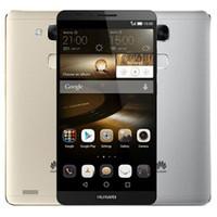 Wholesale Original 4g Huawei Smart Phones - Refurbished Original HuaweiMate74G LTE 6.0inch OctaCore2GB 3GBRAM16GB 32GB13MP Dual SIM Android Smart Mobile Cell Phone DHL 1pcs