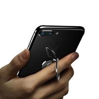 хорошие держатели для телефона оптовых-Приборной панели автомобильный держатель Магнит магнитный сотовый телефон мобильный держатель универсальный для iPhone Samsung Xiaomi GPS 360 градусов металлический палец кольцо держать хорошо