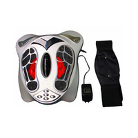 máquina elétrica do massager do pé venda por atacado-2018 best selling frete grátis Digital elétrica Massager Do Pé terapia de proteção de saúde portátil máquina de massagem nos pés