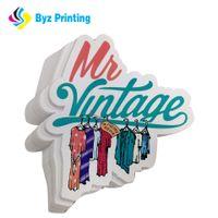 ingrosso etichetta personalizzata-Top vendite per adesivo colorato adesivo adesivo in vinile, stampa autoadesivo fustellato personalizzato Etichetta con alta qualità