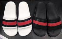 Wholesale best summer sandals - NEW Europe Brand Fashion mensstriped sandals causal Non-slip summer huaraches slippers flip flops slipper BEST QUALITY