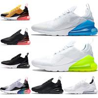 38cfa5143abfe Pas cher 270 Chaussures de course 270s Hommes Femmes Betrue Hot Punch  Triple Noir Blanc OG Oreo Teal Designer Formateurs Sport Sneaker Livraison  gratuite en ...