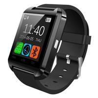 ingrosso nuova vendita di smart watch-Nuovo 2018 U8 intelligente delle vigilanze intelligente da polso Watch Phone Mate Passometer per Hot Android vendita