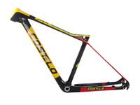гарнитура из углеродного волокна оптовых-COSTELO перемычка 27.5 650 Б Mtb горный велосипед углерода рама гарнитура зажим bici telai в carbonio вело гонки велосипед