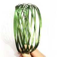 ingrosso imballaggio del giocattolo migliore-I migliori anelli di decomposizione per anelli di flusso in metallo Toroflux Magic Ring olografico da mentre si muove crea un bracciale a flusso circolare