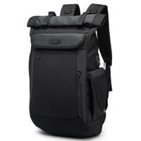 mochila grande para hombre al por mayor-Nuevos Hombres Mochila Grande Impermeable Multifunción Diseñador de Carga USB Mochilas Portátiles Para Adolescentes Moda Mochila de Viaje
