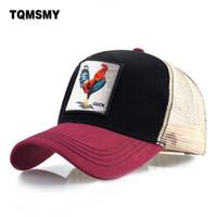 ingrosso cappelli in rete hip hop-Cappuccio da baseball Cappellino da uomo Cappellino Hip Hop Berretto da baseball traspirante Cappelli da sole unisex Cappelli da sole per donne